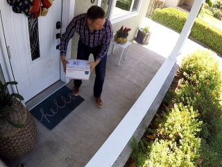 'Porch pirates' are target of new police technology: See how it works