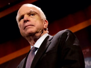 Senate rejects 'skinny repeal' of Obamacare; McCain casts decisive vote