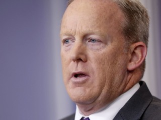 Coming Up at 2pmET: NBC News Special Report: Sean Spicer Resigns