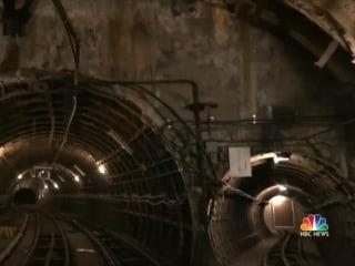 A Look Inside London's Secret Railway