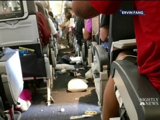 10 Injured as Extreme Turbulence Rocks American Airlines Flight
