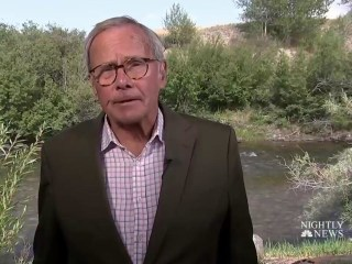 Tom Brokaw Calls for New Ideas in Washington