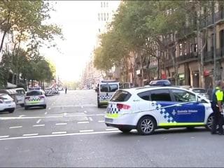 Barcelona Police: Van Crash Is Terrorist Attack