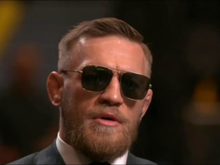 Conor McGregor Prepares for One of the Most Anticipated Boxing Matches in History