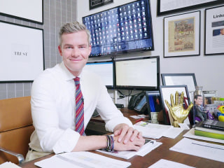 Peek Inside Ryan Serhant's 'Million Dollar' Office