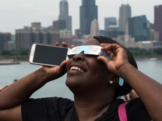 Unforgettable Moments From the 2017 Solar Eclipse