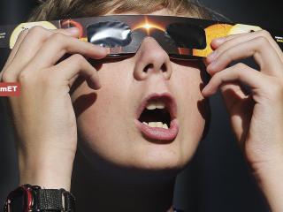 Watch Live: Total Solar Eclipse (10amPT)