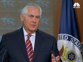 Tillerson Affirms U.S. 'Can Turn the Tide' on Afghanistan Strategy