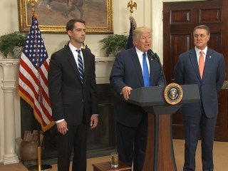 Trump Unveils 'Merit-Based' Immigration Reform Act
