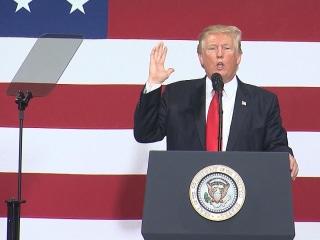 Trump Outlines Four-Point Tax Reform Agenda in Missouri Speech