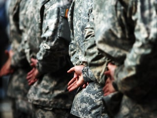 Defense Official: WH Finalizing Guidance on Transgender Military Ban