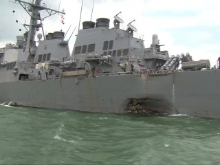 Navy admiral relieved of duties after deadly collisions