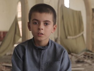 Boy in ISIS propaganda video claims to be 10-year-old American