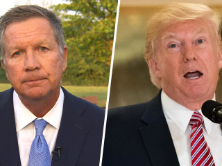 John Kasich on Trump and Charlottesville: 'Pathetic, isn't it?'