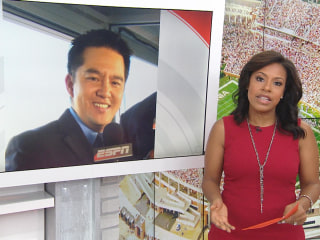 ESPN decision about sportscaster Robert Lee stirs controversy