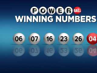 Only 1 winner in $758 million Powerball jackpot