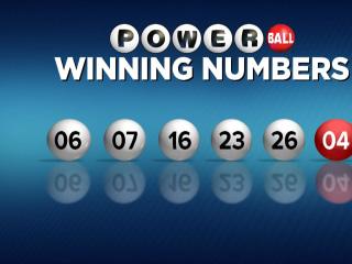 Only 1 winner in $758 million Powerball jackpot