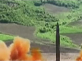 N. Korea Could Launch Another Missile This Weekend