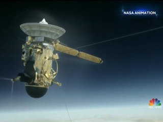 NASA's Cassini Mission Ends After 13 Years