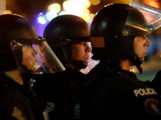 Dozens Arrested During Third Night of Violence in St. Louis