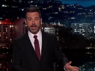 Comedian Jimmy Kimmel Calls Out Senator as Health Care Bill Heads for Vote