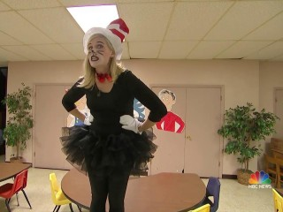 'Cat in the Hat' Surprises Children in Need With Birthday Parties