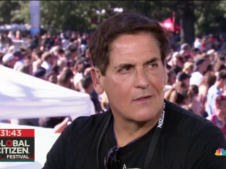 Mark Cuban Defends Athletes' Right to Protest
