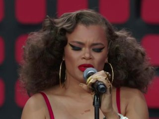 Andra Day Covers Billie Holiday's 'Strange Fruit'