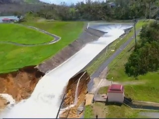 Maria: Failing Dam Puts Many Residents in Puerto Rico at Risk