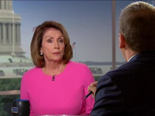 Full Pelosi Interview: 'I Trust Him' on President's DACA Pledge