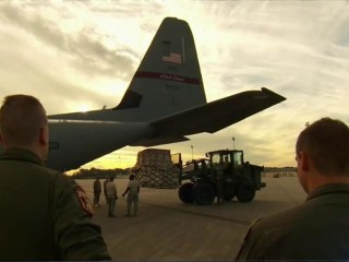 National Guard Units Across the Country Join Puerto Rico Relief Effort
