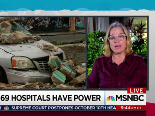 San Juan mayor: 'This is a big S.O.S.'