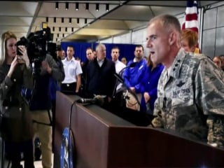 Air Force Academy Head Tells Racists to 'Get Out' in Speech