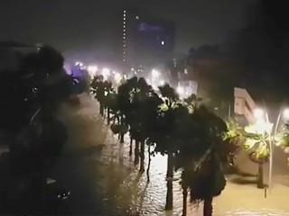 Hurricane Maria Pummels Caribbean Islands