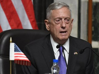 U.S. Wants to Solve North Korea Crisis Through Diplomacy, Mattis Says