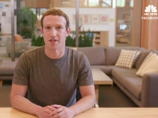 Watch Mark Zuckerberg Discuss 'Next Steps' in Election Meddling Probe