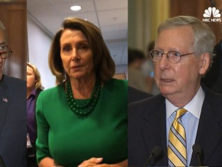 Trump Sides with Dems on Debt Ceiling, Congressional Leadership Reacts