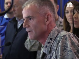 Head of Air Force Academy Tells Racists to 'Get Out!'