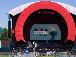 Watch Live: Global Citizen Festival