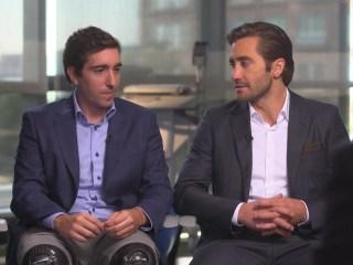 Jake Gyllenhaal is Inspired 'Every Day' by Boston Marathon Bombing Survivor