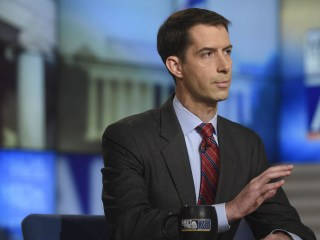 Sen. Cotton Says Trump Assured Him There's No Deal With Democrats on Immigration