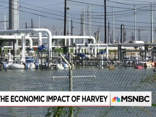 The Economic Impact of Hurricane Harvey