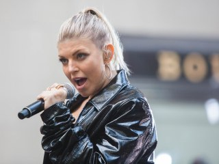 Fergie Performs Hit 'Big Girls Don't Cry' Live on TODAY