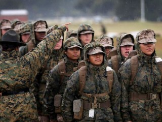 Marine Corps will have its first-ever female infantry officer