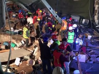 2 new earthquakes shake Mexico as rescue missions continue