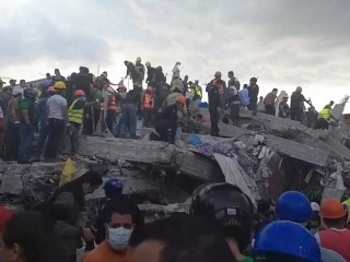 Mexico earthquake: Time is running out to find victims alive