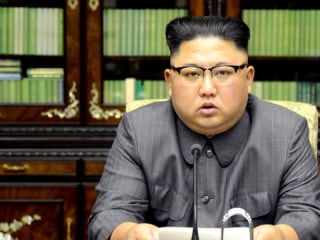North Korea's Kim Jong Un calls Trump 'mentally deranged U.S. dotard'
