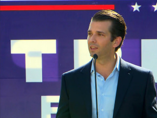 Donald Trump Jr. giving up Secret Service protection