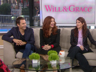 'Will and Grace' stars on show's return: 'An actual miracle has occurred'