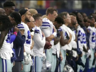 NFL Commissioner: 'Everyone Should Stand For National Anthem'
